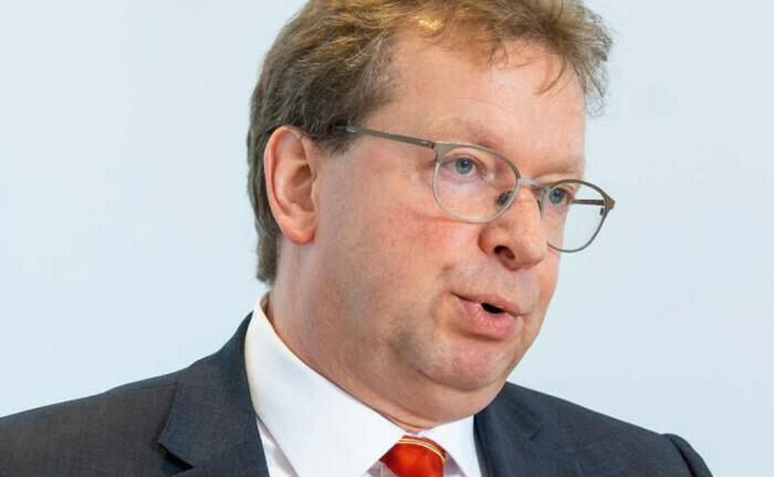 Verantwortet die Vermögensanlage der Volkswagenstiftung: Dieter Lehmann