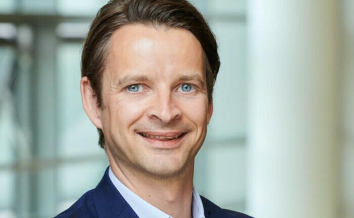 Seit April 2020: Ulrich Borgstädt leitet die Treasury-Abteilung von Henkel.
