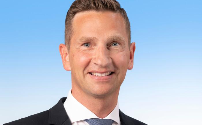 Ralf Michel leitet seit Juli das Private Banking der Heidelberger Volksbank.