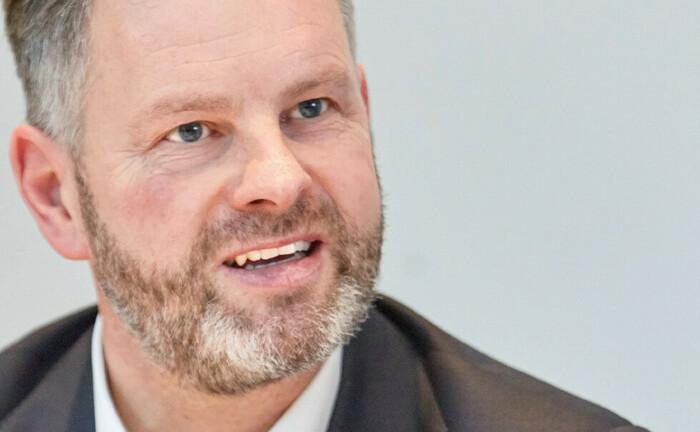 Neue Aufgaben für Maik Rissel: Das Mitglied des Führungsgremiums der Aamundo-Gruppe leitet die Hamburger Niederlassung.