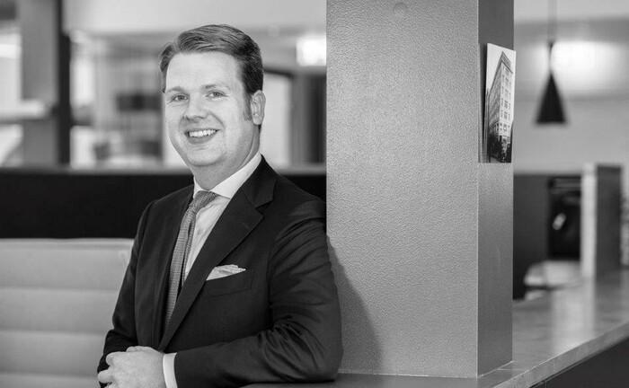 Wird dritte Geschäftsführer bei der Kontora Kapitalverwaltungsgesellschaft aus Hamburg: Henning Landsiedel