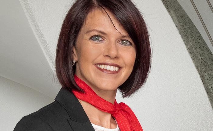 Stefanie van den Breul von Nassauischen Sparkasse: Sie übernimmt im August die Leitung des Private-Banking-Centers im Main-Taunus-Kreis.|© Naspa
