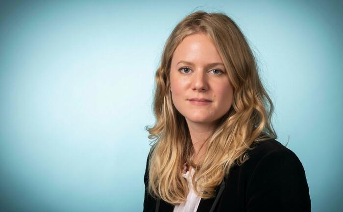Isabelle Meyer: Die Analystin betont, dass ESG-Rating-Agenturen das inzwischen insolvente Unternehmen Wirecard zum Teil völlig unterschiedlich bewertet haben. |© Insight Investment