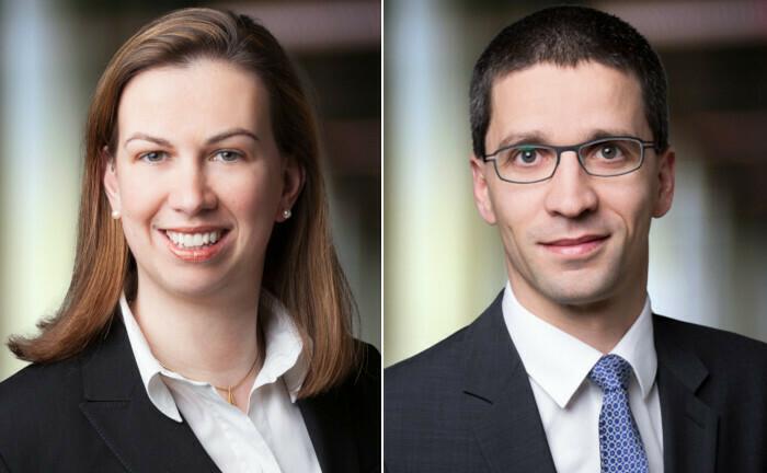 Führungszirkel: Zum 1. August 2020 werden Sabine Sander und Urs Walbrecht in die Geschäftsführung von HSBC Inka berufen.