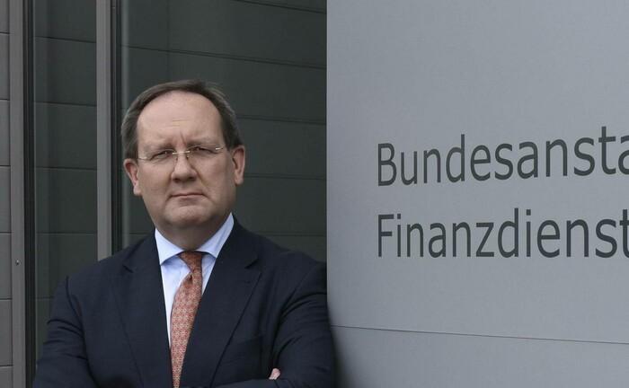 Felix Hufeld ist Präsident der Bafin. Die Aufsichtsbehörde plant zwei neue Rundschreiben für Pensionskassen und Pensionsfonds. |© imago images / sepp spiegl