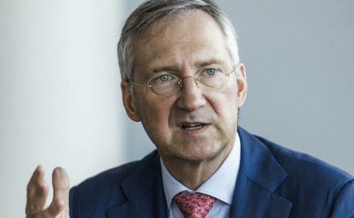 """Bert Flossbach, Mitgründer der Kölner Fondsgesellschaft Flossbach von Storch: """"Die steigende Investorennachfrage hat weniger mit der Corona-Krise an sich als mit deren Folgen zu tun."""""""