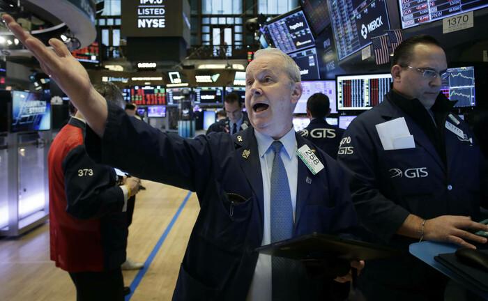 Händler der New Yorker Aktienbörse: In den USA boomt das Geschäft mit sogenannten Mantelfirmen.