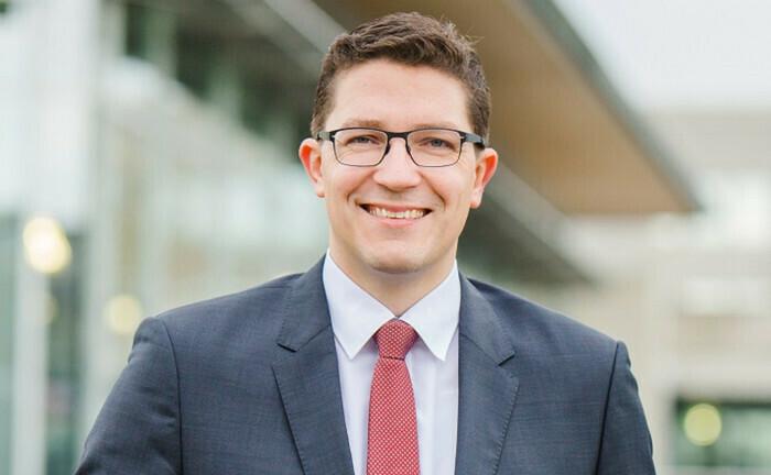 Volkswirt und Kommunikator: Markus Mayer arbeitet seit August 2020 auch für Kingstone IM.