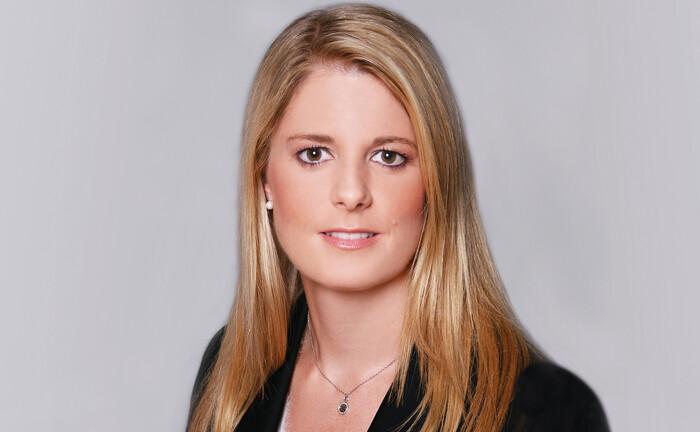 Christina Volkmann leitet die Abteilung Versicherungskunden bei Invesco Deutschland: Im Interview spricht sie über die Zusammenarbeit von Asset Managern mit Versicherungsgesellschaften. |© Invesco