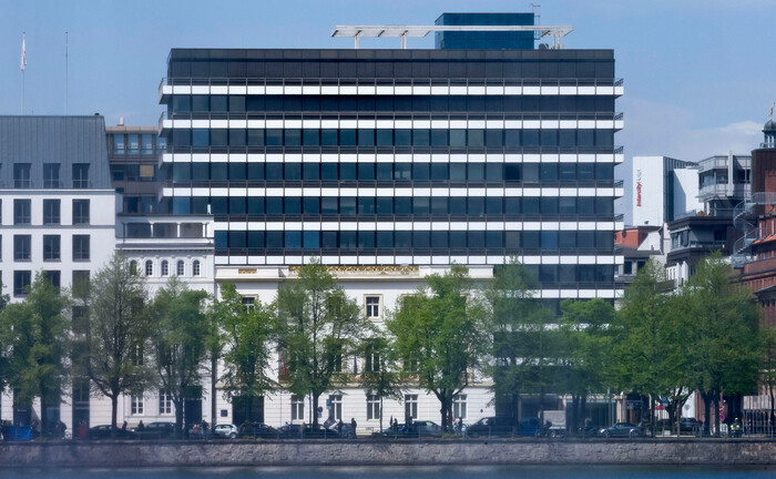 Hauptsitz der Berenberg Bank an der Hamburger Binnenalster: Die Privatbank ernennt zwei persönlich haftende Gesellschafter. Ab 2021 tritt Berenberg dann mit einer neuen dreiköpfigen Führung auf.