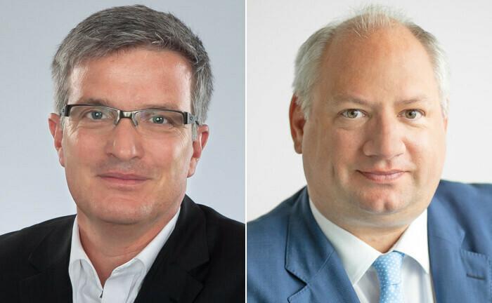 Rolf Häßler (li.) und Alexander Etterer: Ein systematisches Controlling schützt vor Reputationsverlusten.