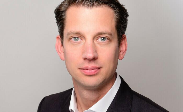 Thimm Blickensdorf, Mitglied der Geschäftsleitung von Growney: Der digitale Vermögensverwalter startet künftig ESG-Anlagestrategien in fünf verschiedenen Risikovarianten.