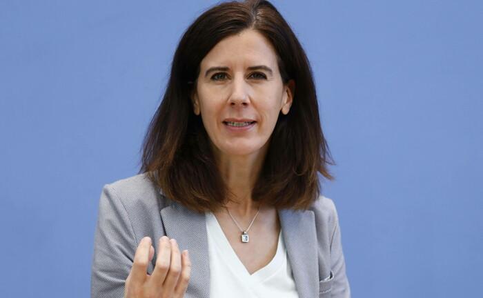 Katja Suding, stellvertretende Fraktionsvorsitzende der FDP: Die Politikerin zieht als Mitglied in den Beirat der Schön & Co Vermögensverwaltung ein.