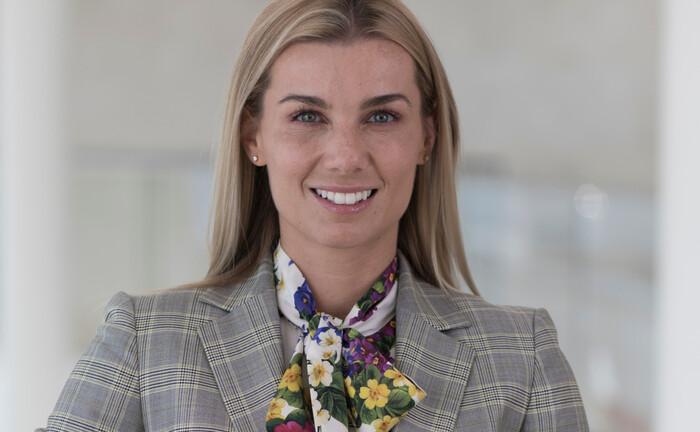 Lisa-Marie Wöhrle, langjährige Wealth Managerin bei der Deutschen Bank und der Deutsche Oppenheim Family Office: Fortan leitet sie das deutsche Wealth-Planning-Team der Schweizer Bank UBS.