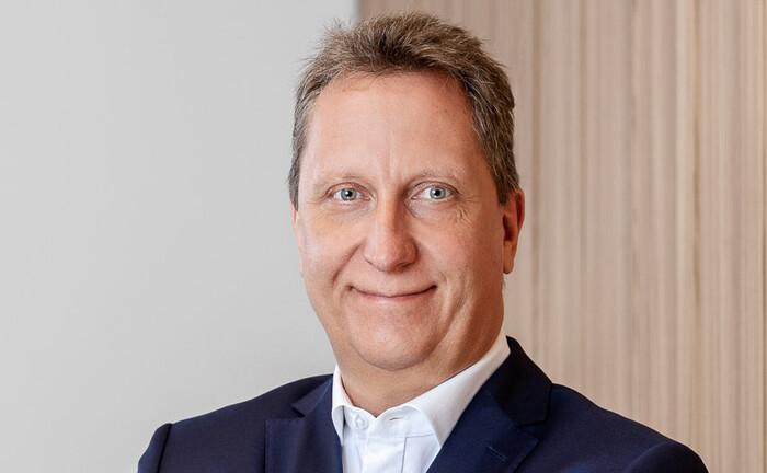 Neuer Geschäftsführer der Becken Invest: Michael Amann.