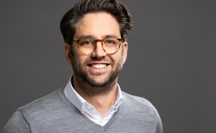 Harald Brock, einer von vier Geschäftsführern von Investify Tech: Das B2B-Fintech tut sich mit Aixigo zusammen, um den IT-Dienstleister Sopra Financhial Technology mit innovativen Softwareangeboten zu beliefern.|© Investify Tech