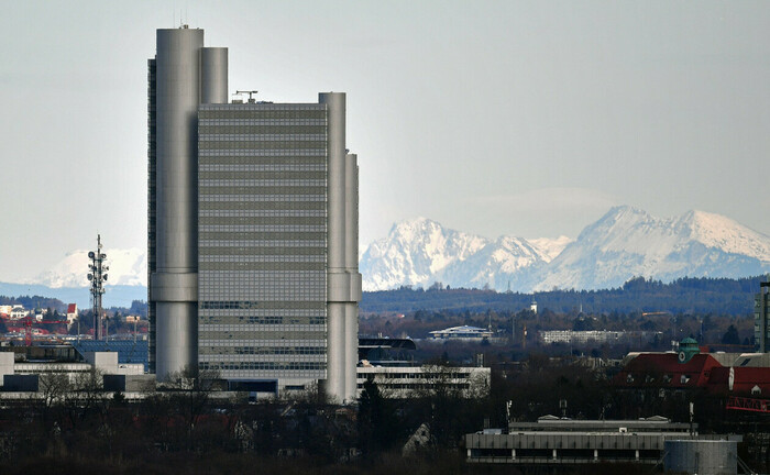 Zentrale der Hypovereinsbank in München: Die vermögenden Kunden der Instituts sollen möglichst langfristig denken, rät der Leiter Wealth Management und Private Banking der HVB.