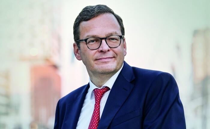 Marcus Vitt: Der Sprecher des Vorstandes von Donner & Reuschel freut sich auf die Partnerschaft mit DMFCO. |© Donner & Reuschel