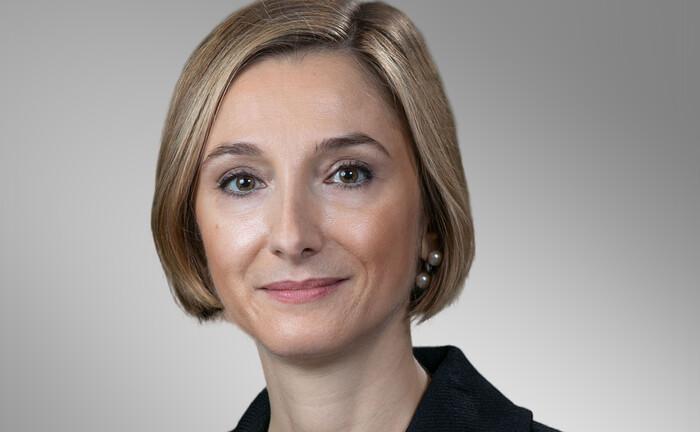 Risiko-Strategin, Autorin, Referentin: Alessia Falsarone.
