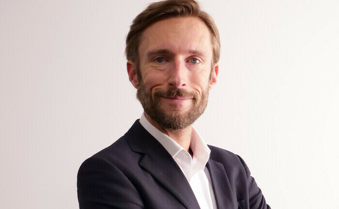 """David Czupryna, Leiter des ESG Development bei Candriam: """"Minenkonzerne sind zentral für eine sichere, umweltverträgliche und wirtschaftlich erfolgreiche Zukunft."""""""