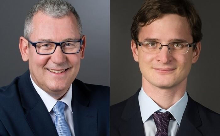 Uwe Rieken (l.) und Marc Rohloff von Faros Consulting: Das Investment-Consulting-Unternehmen hat ein eigenes Faktorrotationsmodell entwickelt.