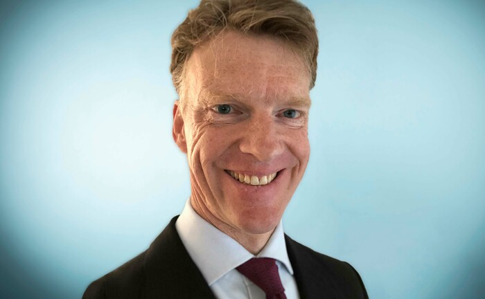 Gottfried Hörich von Insight Investments: Er verantwortet künftig den Vertrieb und die Geschäftsentwicklung der BNY-Mellon-Tochter in Deutschland und Österreich.