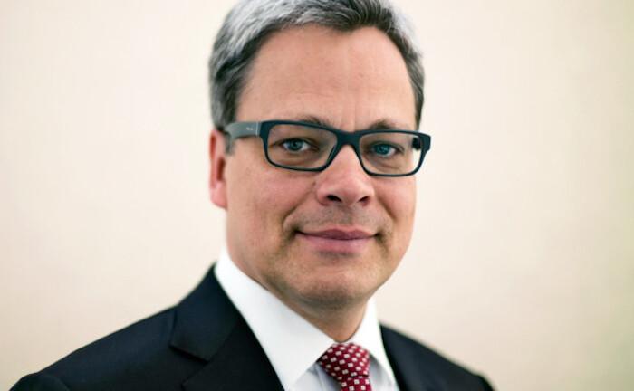 Manfred Knof, Leiter Privatkundengeschäft der Deutschen Bank: Vorbehaltlich der aufsichtsbehördlichen Zustimmung rückt der Bankmanager am 1. Januar 2021 an die Spitze der Commerzbank.