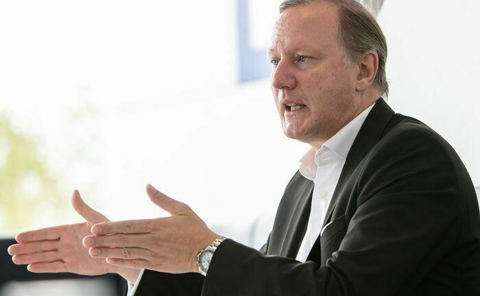 Wolfgang Krappe hat den Vorstand der Capitell Vermögens-Management verlassen: Dort war der 55-Jährige über 13 Jahre lang aktiv.|© Johannes Vogt