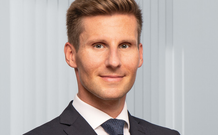 Einer der Lenker im Sustainable Investment Office von Metzler Asset Management: Daniel Sailer.
