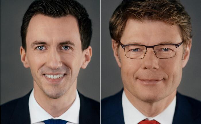 Rechtsanwälte Marcus Niermann und Andreas Richter
