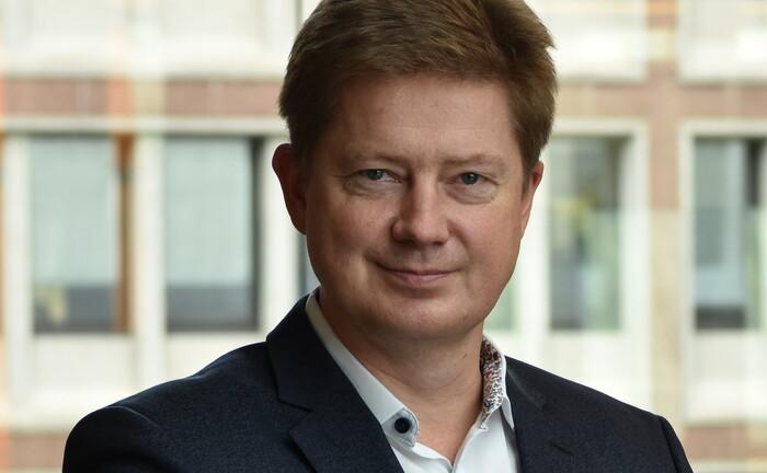 Markus Königstein ist Bereichsleiter für Immobilien und Infrastruktur der R+V-Versicherungsgruppe. |© R+V