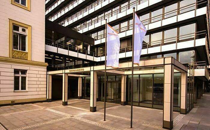 Zentrale von Berenberg in Hamburg: Die Privatbank vertreibt einen weiteren Kreditfonds.