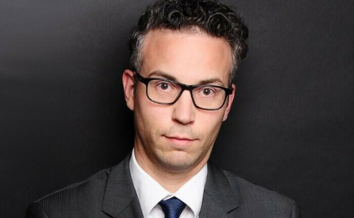 Anlagespezialist: Andreas Siegert kommt von der Versorgungskasse der Angestellten der Gea Group.