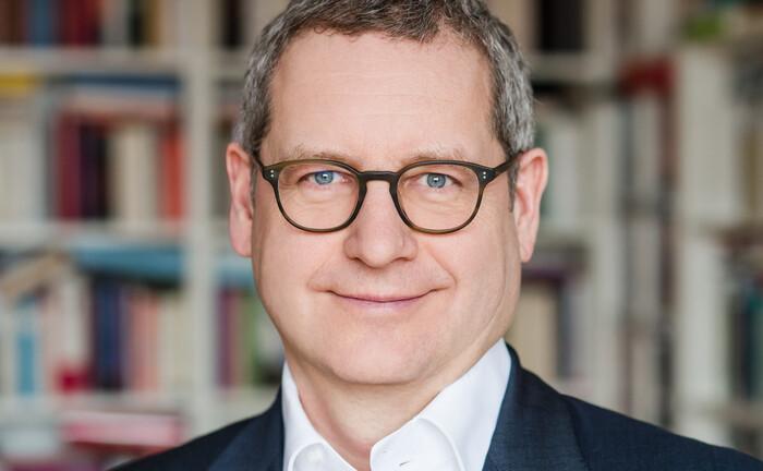Gilt als Gewinn für den Stifterverband und sein Deutsches Stiftungszentrum: Matthias Schmolz.