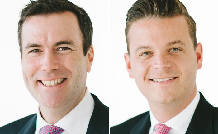 Stephan Viskorf (li.) und Sebastian Löcherbach von Pöllath + Partner: Die Rechtsanwälte ordnen die BFH-Urteile zur Unternehmenserbschaftsteuer ein.|© P+P Pöllath + Partners