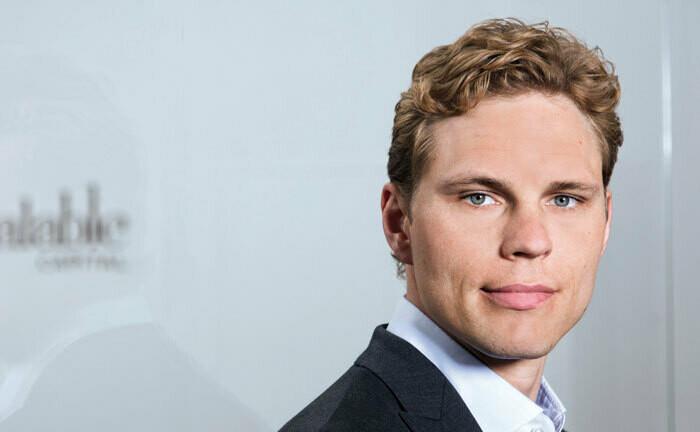 Erik Podzuweit ist Gründer von Scalable Capital.