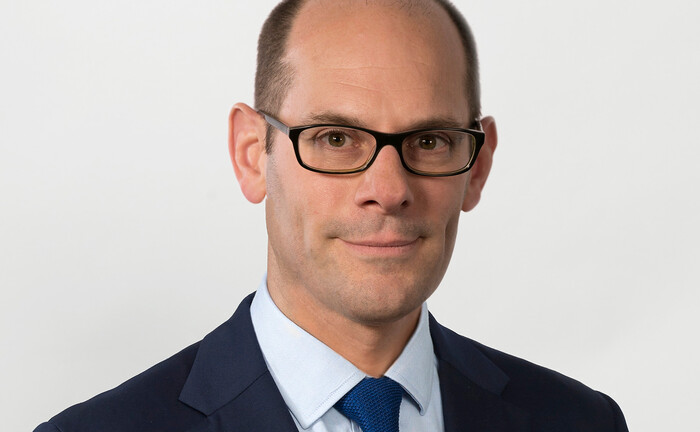 Georg Elsässer, Portfoliomanager für quantitative Strategien bei Invesco
