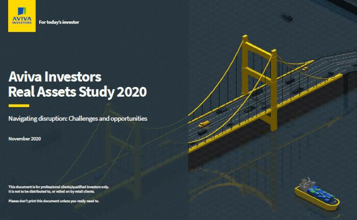 Aviva Investors hat eine weitere Real-Assets-Studie vorgelegt.