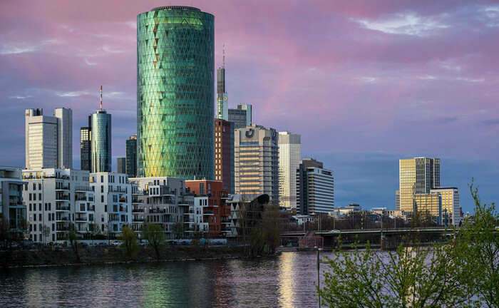 Sitz von Eiopa in Frankfurt am Main