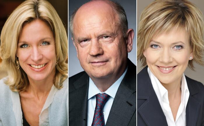 Melinda Crane, Martin Richenhagen, Corinna Wohlfeil
