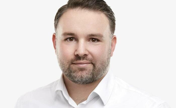 Martin Greweldinger, Produktchef beim IT-Dienstleister Avaloq
