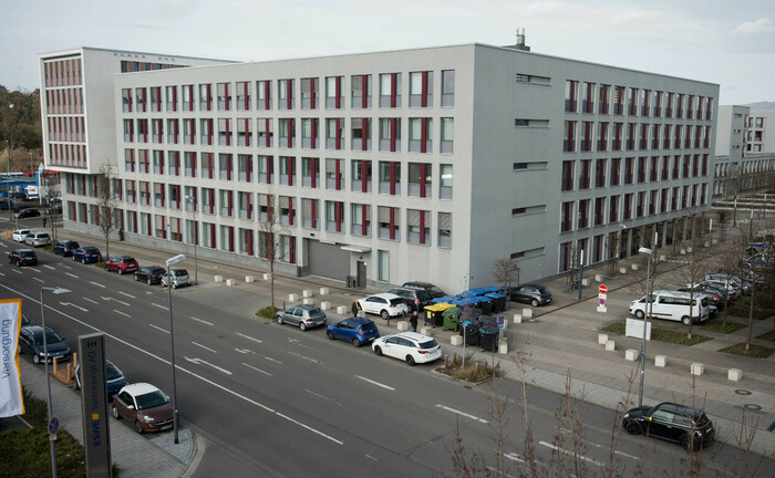 Landgerichtsgebäude Wiesbaden