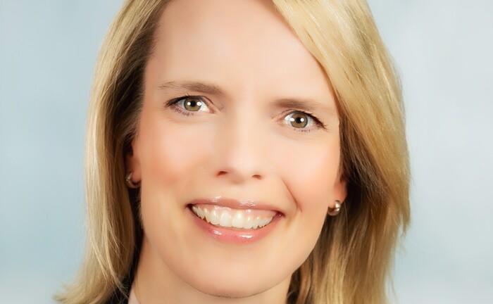 Annemarie Schlüter, Leiterin Portfoliomanagement des Haspa Private Banking