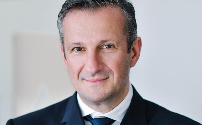 Michael Sanders, Chef des Vertriebsarms von Mahrberg Wealth
