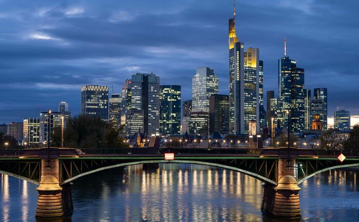 Frankfurter Finanzzentrum