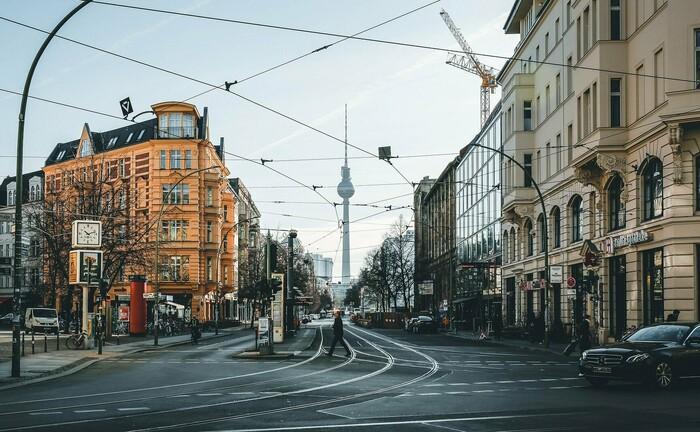 Berliner Fernsehturm, Wahrzeichen der Bundeshauptstadt