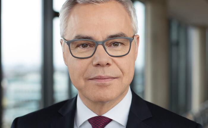 Ulrich Sommer, Vorsitzender des Vorstands der Deutschen Apotheker- und Ärztebank