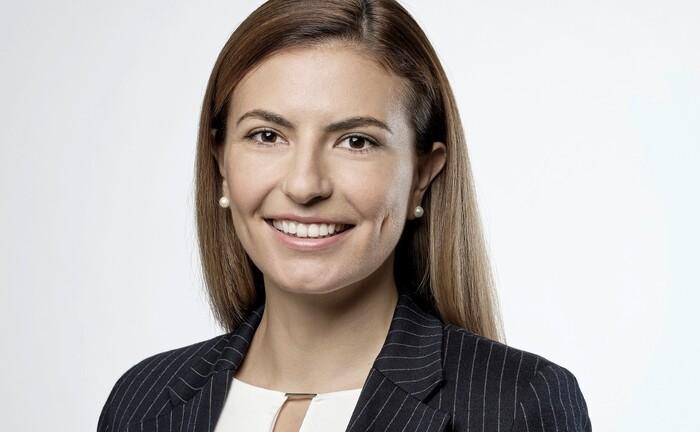 Lejda Bargjo von der Fondsgesellschaft Robeco