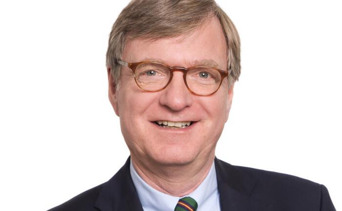 Gerd Seeliger, Partner der Sozietät SKW Schwarz Rechtsanwälte am Standort München