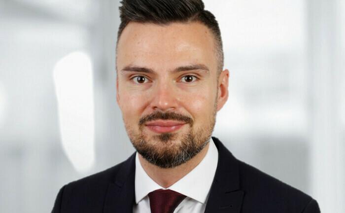 Kai Gereth, Commerzbank-Berater mit Schwerpunkt Wertpapierberatung
